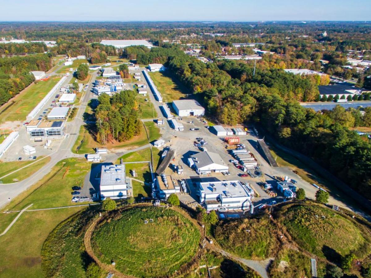 Jefferson Lab National Accelerator Facility